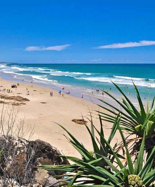 coolum beach - About Coolum